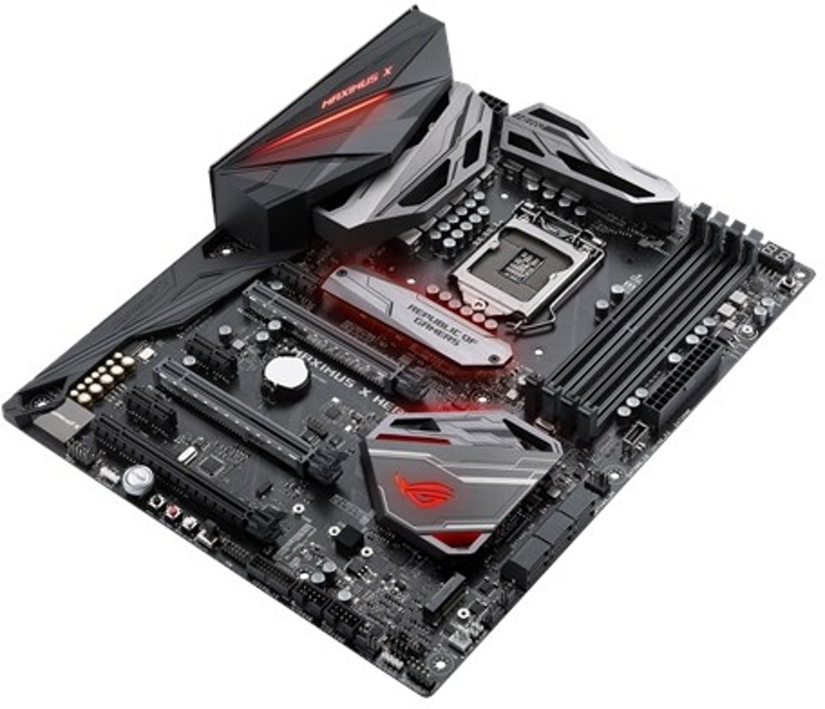 ROG MAXIMUS X HERO LGA 1151 (Socket H4) ATX