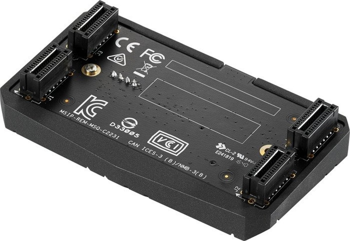 ROG-SLI-HB-BRIDGE Intern SLI interfacekaart/-adapter