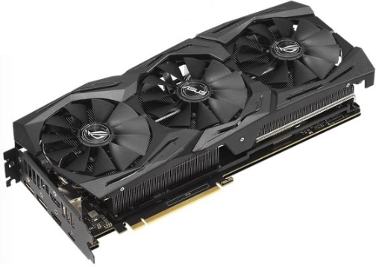 ROG-STRIX-RTX2070-O8G-GAMING GeForce RTX 2070 8 GB GDDR6