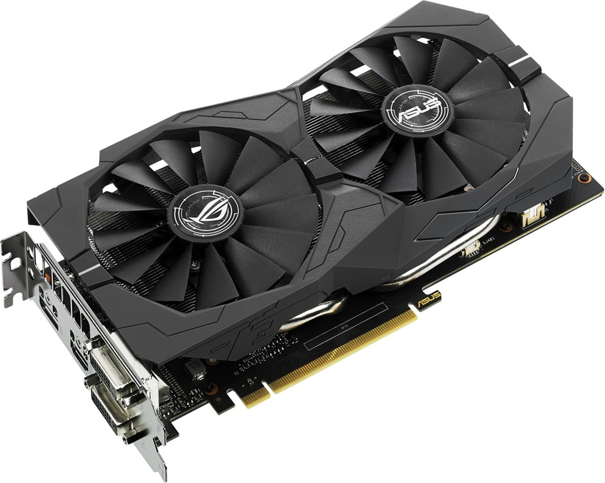 STRIX-GTX1050-2G-GAMING GeForce GTX 1050 2GB GDDR5