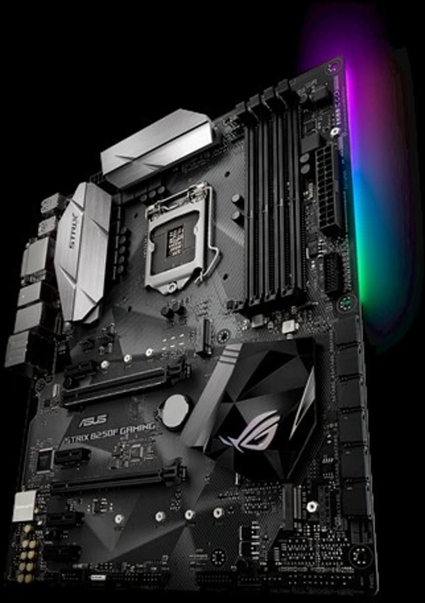 STRIX H270F GAMING Intel H270 LGA 1151 (Socket H4) ATX moederbord