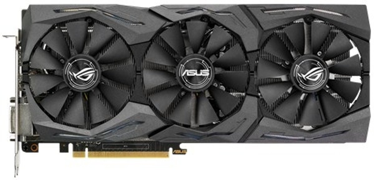 Asus ROG STRIX GeForce GTX 1060 6G GAMING
