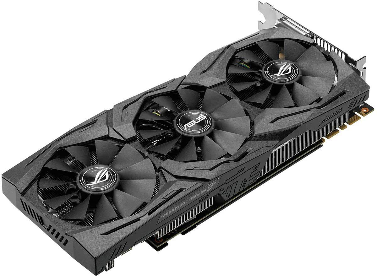 Asus ROG STRIX GeForce GTX 1070 8G GAMING