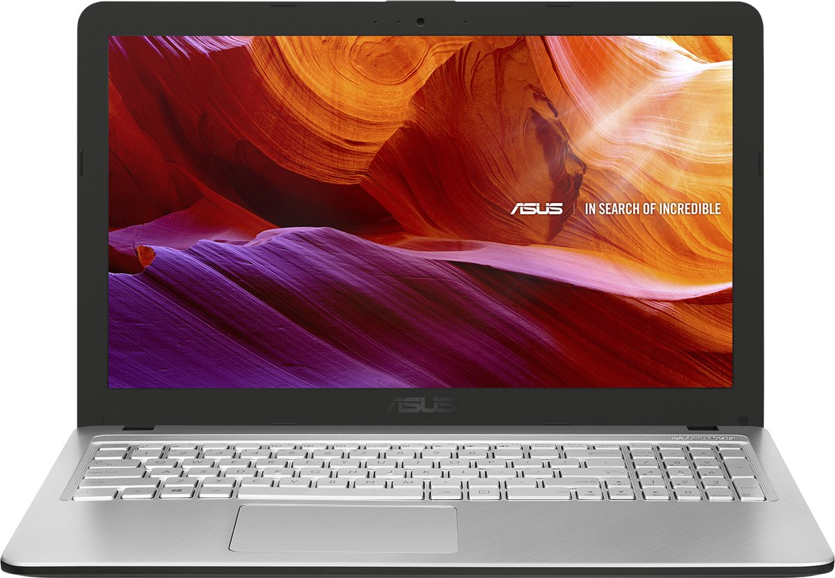 Asus X543UA-DM2205T-BE - Laptop - 15.6 Inch - Azerty