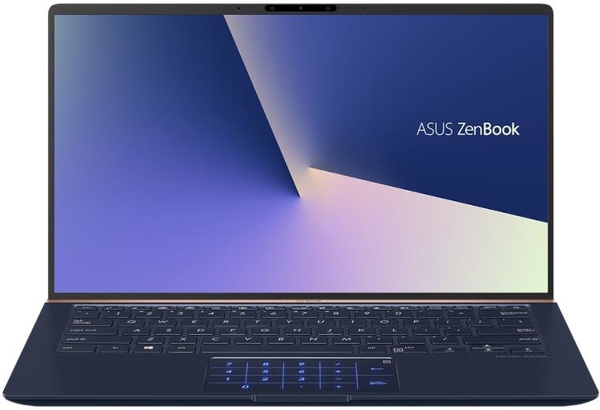 Asus ZenBook RX433FN-A5162R - Laptop - 14 Inch