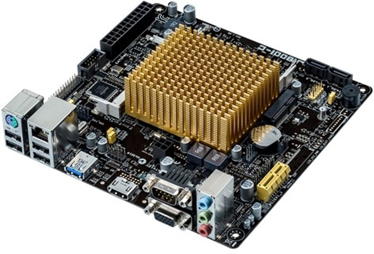 MB Celeron J1800 Intel SoC Mini ITX
