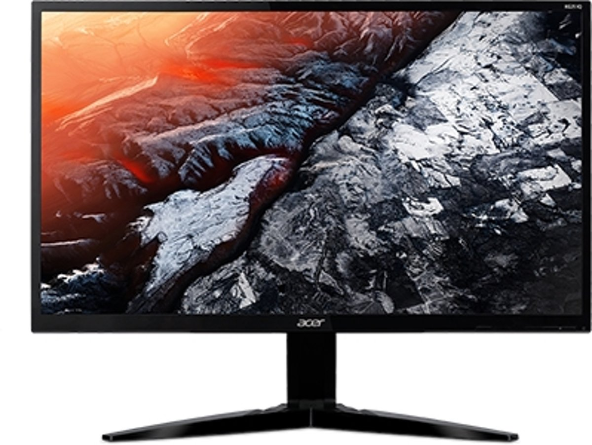 KG1 KG251QF 24.5 Full HD LED Flat Zwart computer monitor