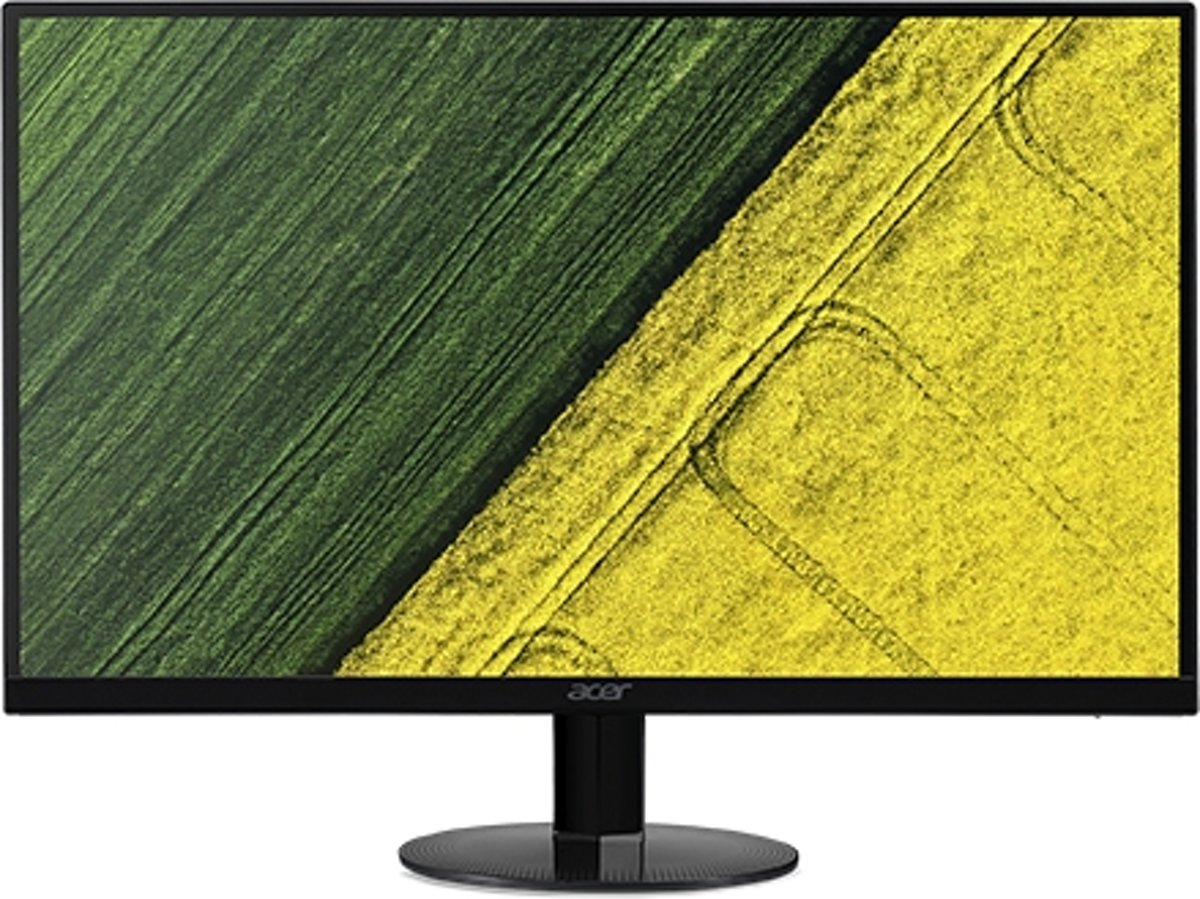 SA270BID 27 Full HD IPS Zwart Flat computer monitor