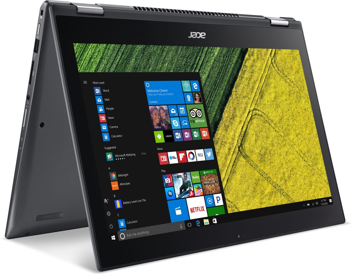 Acer Spin 5 SP515-51GN-80AS - 2-in-1 Laptop  -15.6 Inch