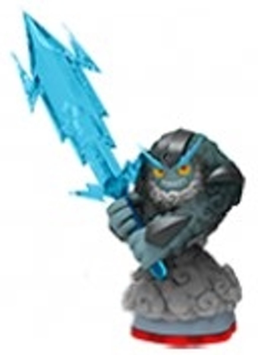 Skylanders: Trap Team - Thunderbolt