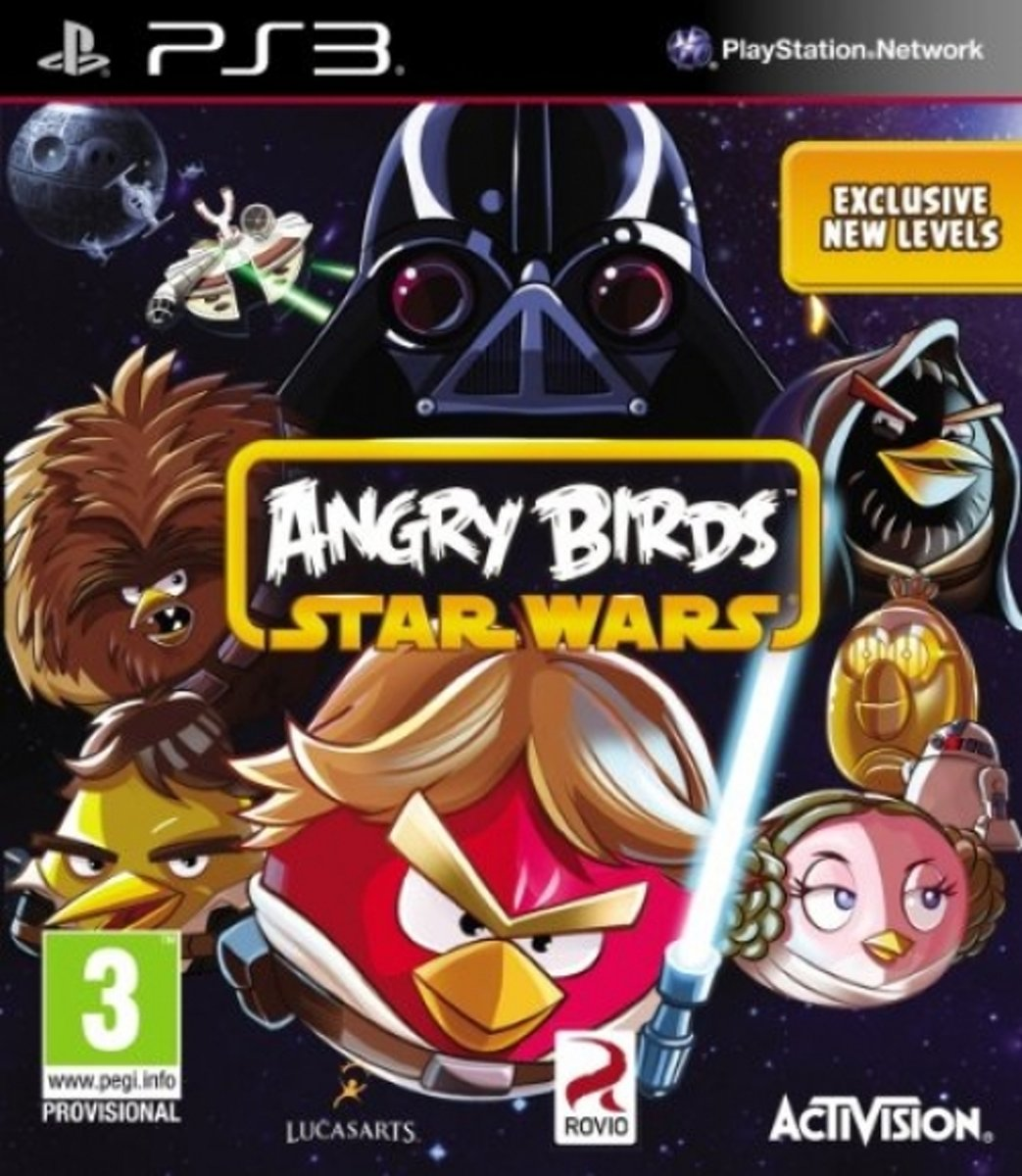 Angry Birds: Star Wars /PS3