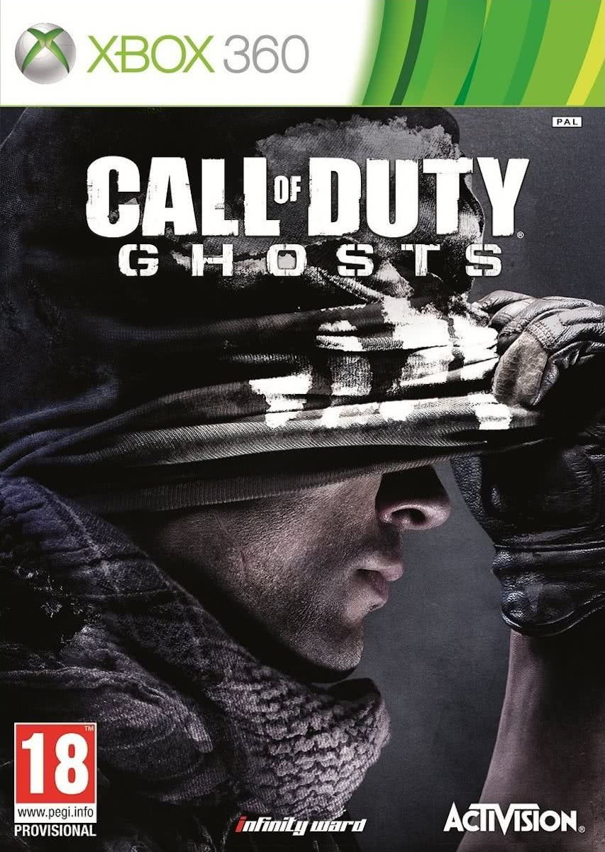 Call Of Duty: Ghosts - Xbox 360 (Compatible met Xbox One)
