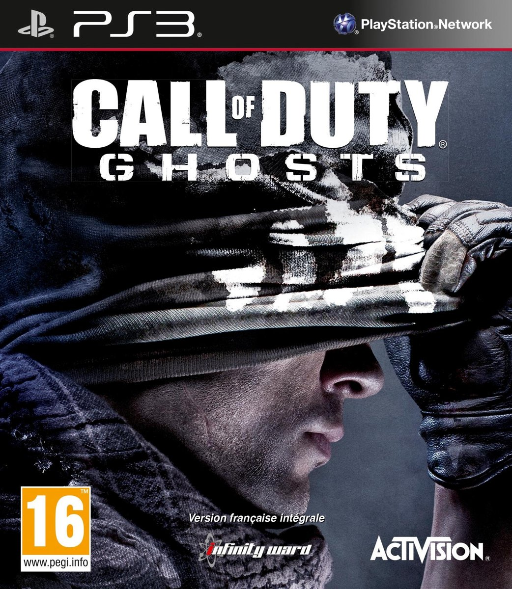 Call of Duty: Ghosts - Frans - PS3