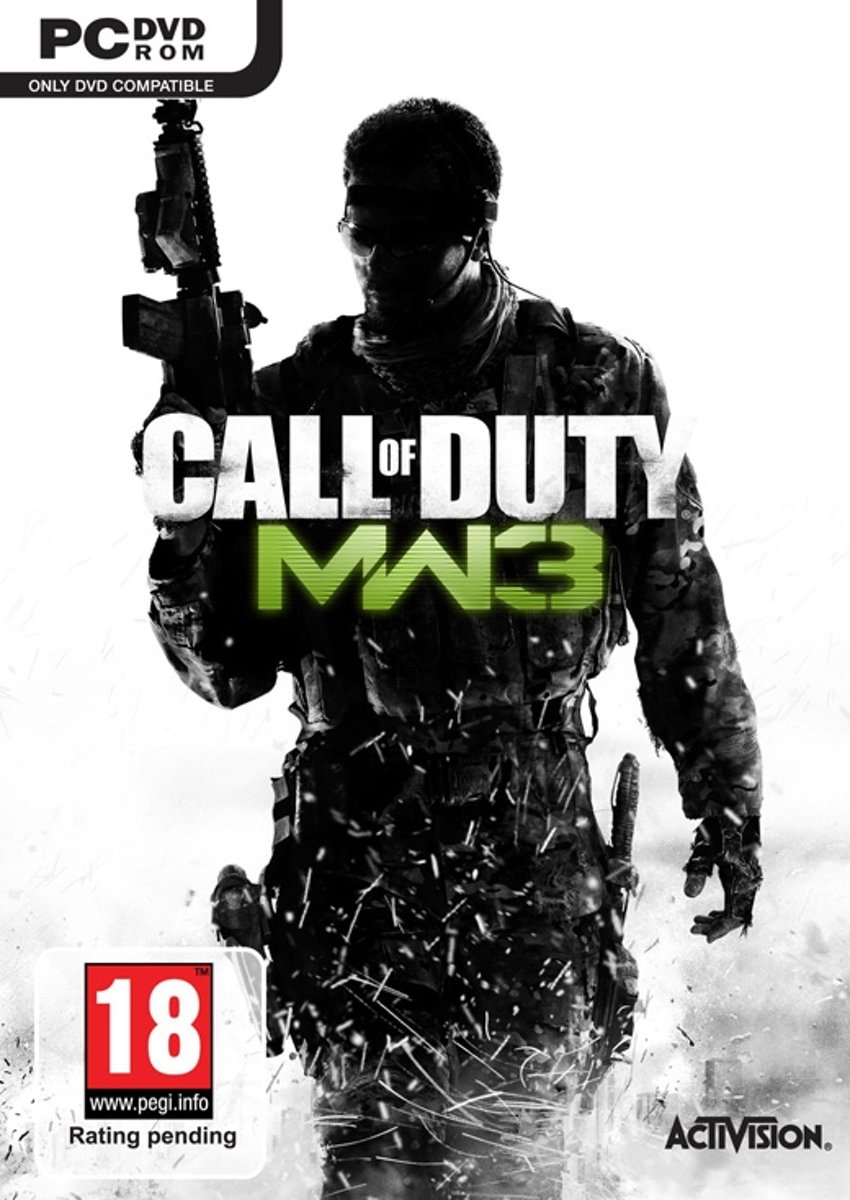 Call of Duty: Modern Warfare 3 (BBFC) /PC