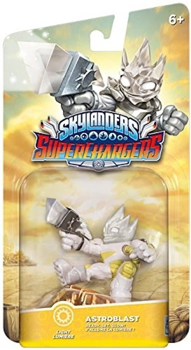 Skylanders Superchargers Single Drivers Astroblast