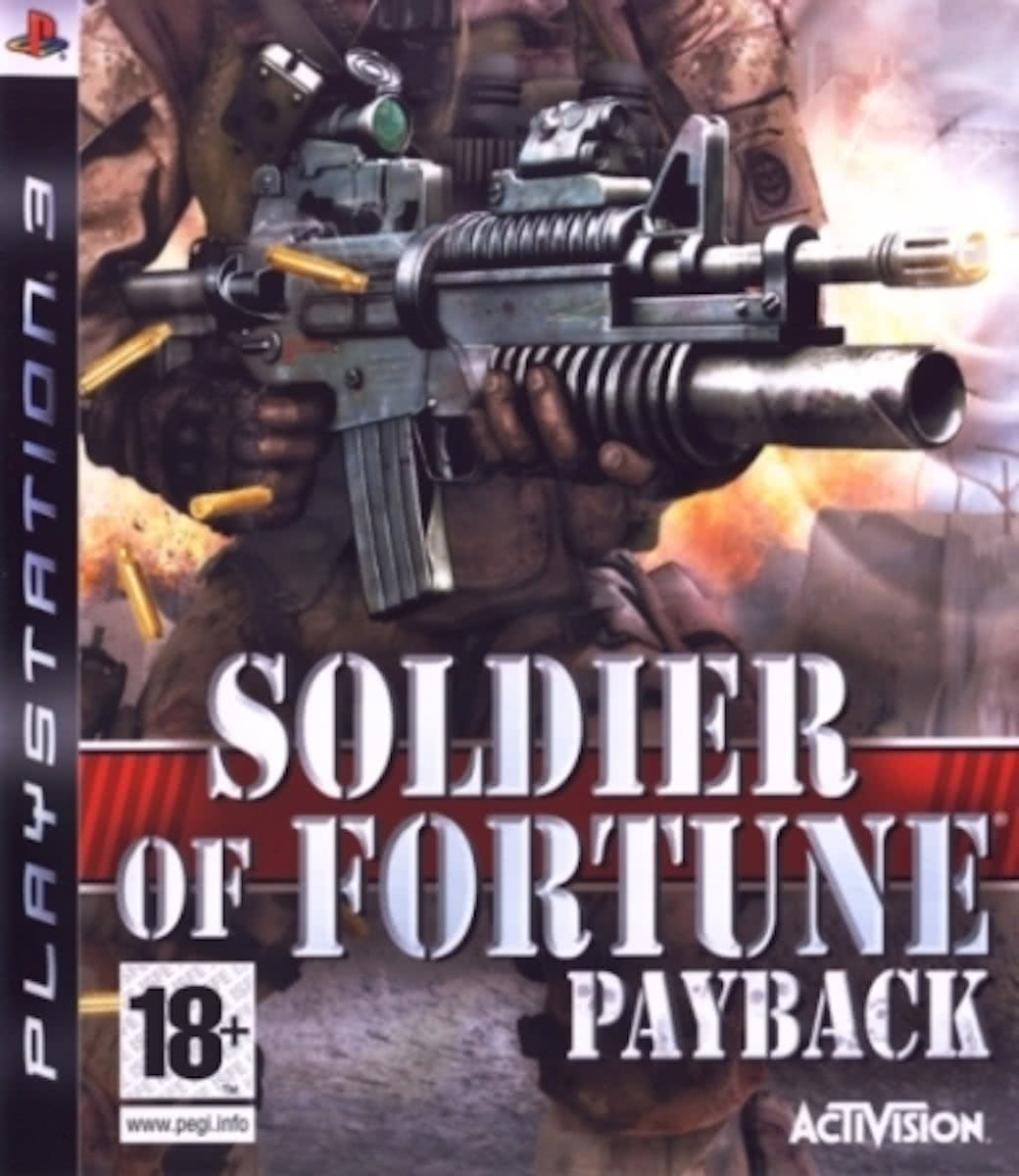 Soldier of Fortune - Payback