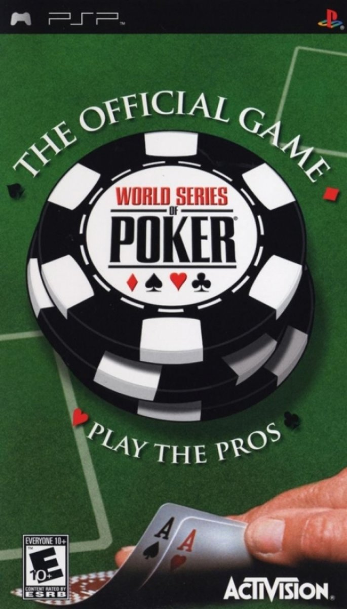 World Series Of Poker Psp Software