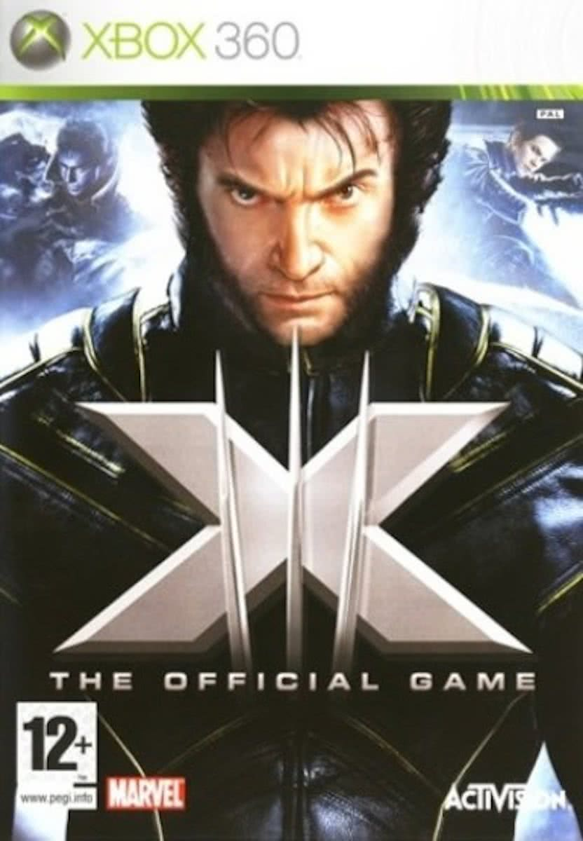 X-Men-The Official Game