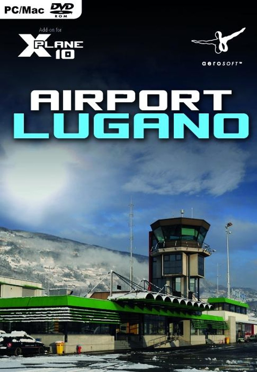 Airport Lugano: fsX + X-Plane 10 Add-On - Windows