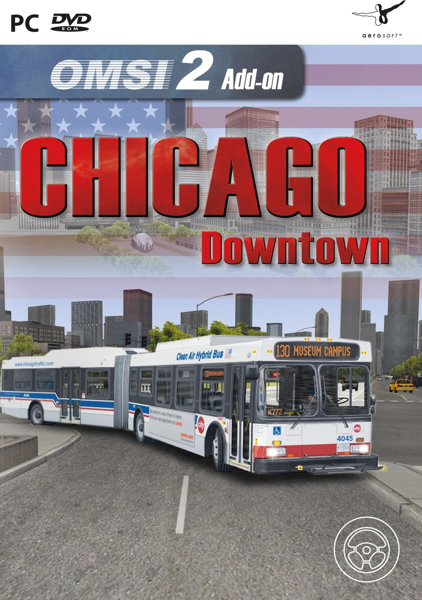 OMSI 2: Chicago Downtown - Add-on - Windows download