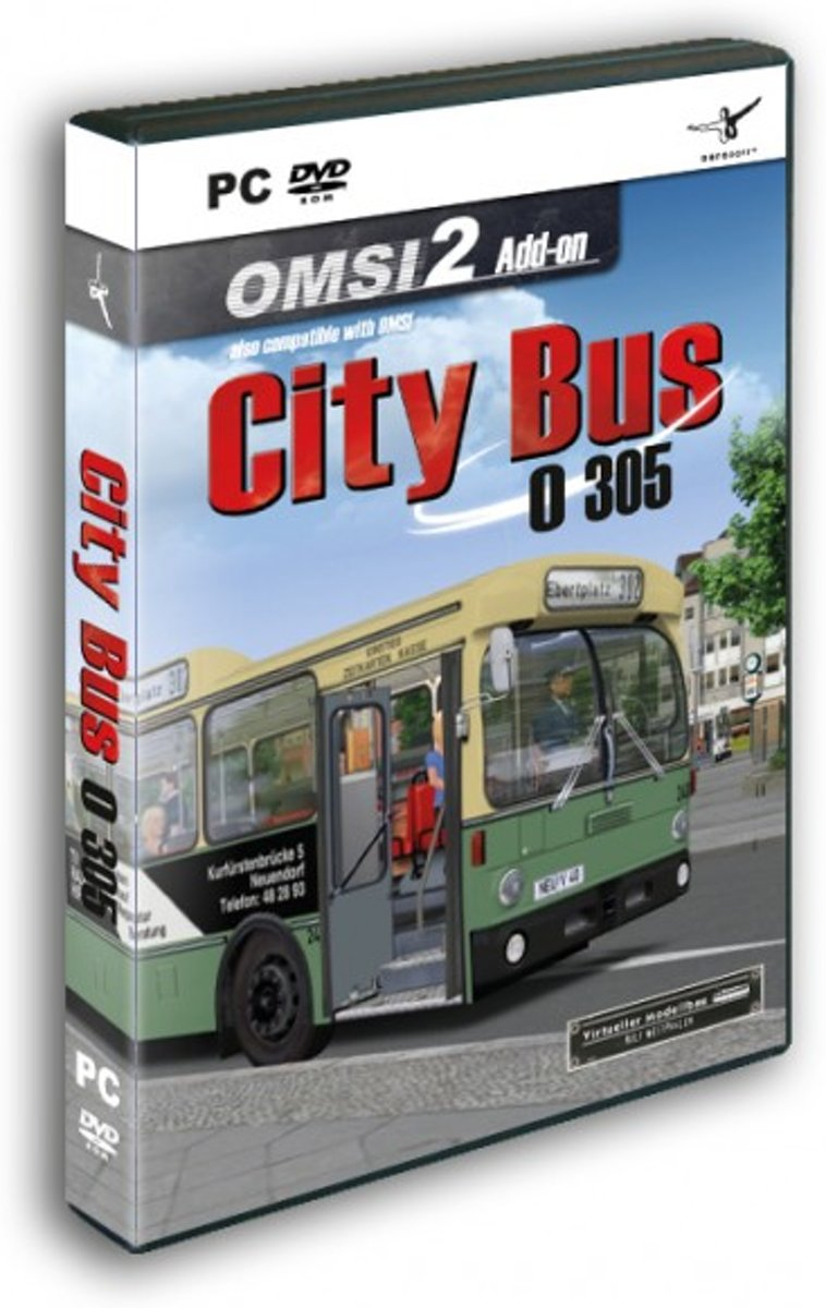 OMSI 2: City Bus O305 - Add-on - Windows download