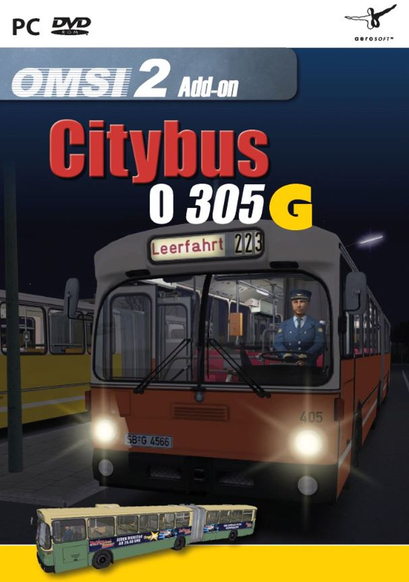 OMSI 2: Citybus O305G - Add-on - Windows download