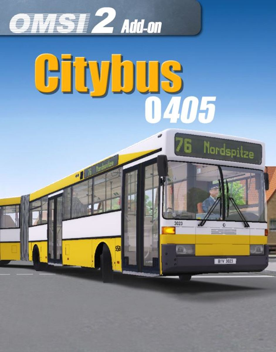OMSI 2: Citybus O405 - Add-on - Windows download