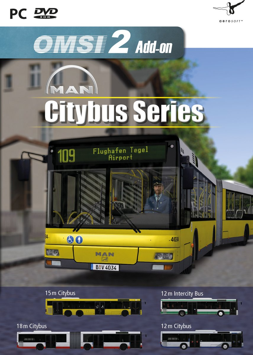 OMSI 2: MAN Citybus series - Add-on - Windows download