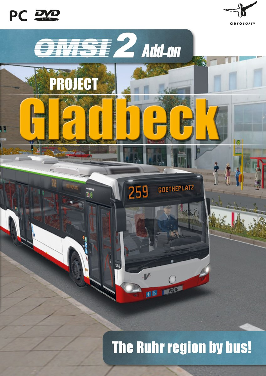 OMSI 2: Project Gladbeck - Add-on - Windows download