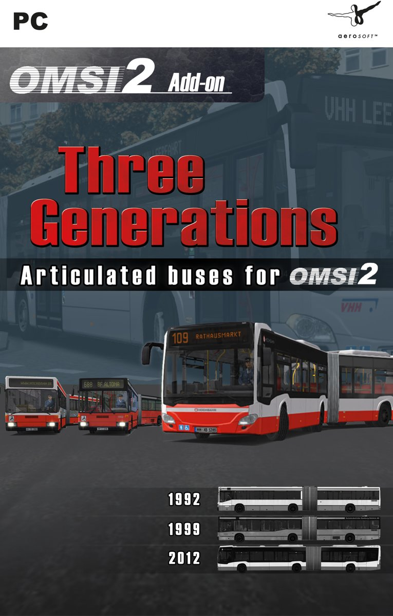OMSI 2: Three Generations - Add-on - Windows download