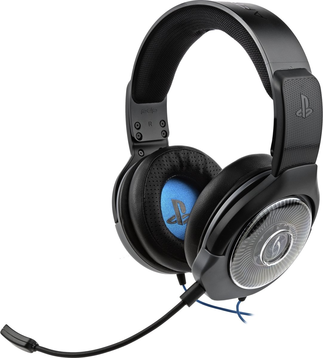 Afterglow AG 6 - Official PS4 licensed Gaming Headset - Zwart