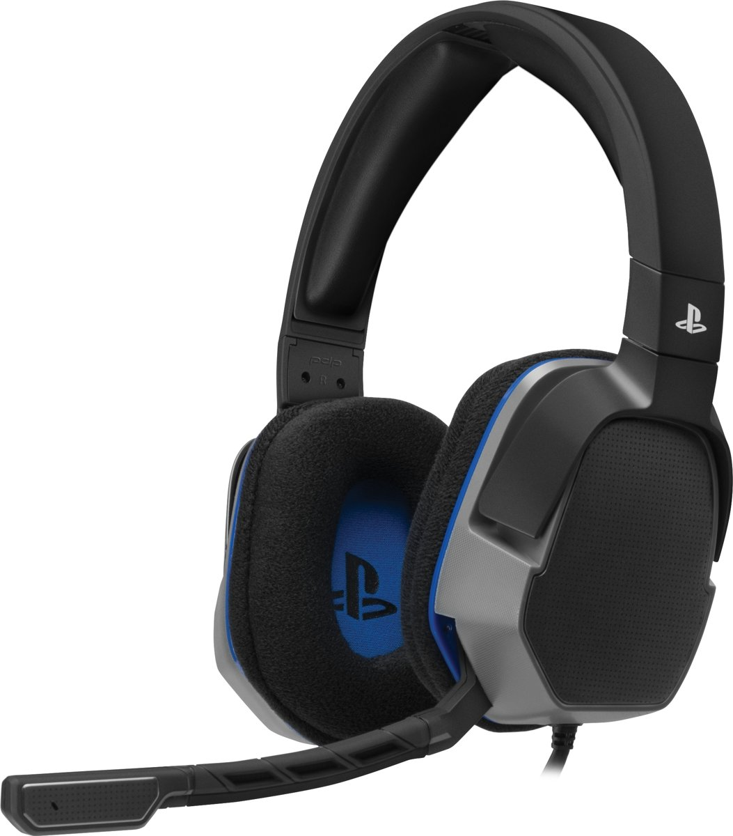 LVL 3 - Gaming Headset - Official Licensed - PS4