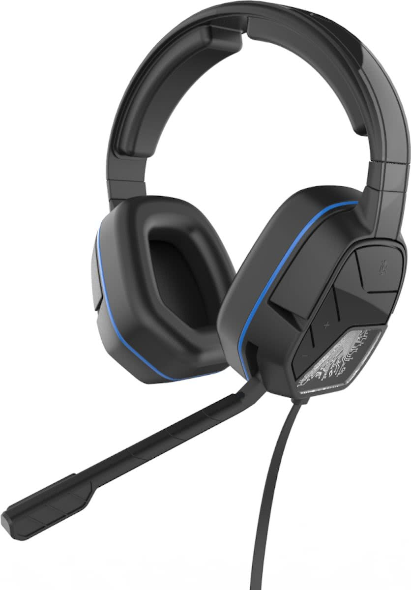 Afterglow LVL 5 Plus Stereo - Gaming Headset - Quadboost - PS4