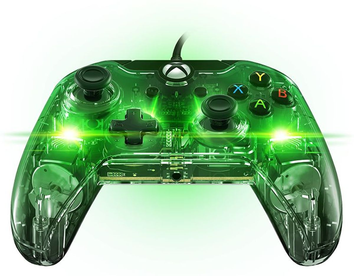 Afterglow Prismatic  Controller - Bedraad - RGB LED - Xbox One / Windows