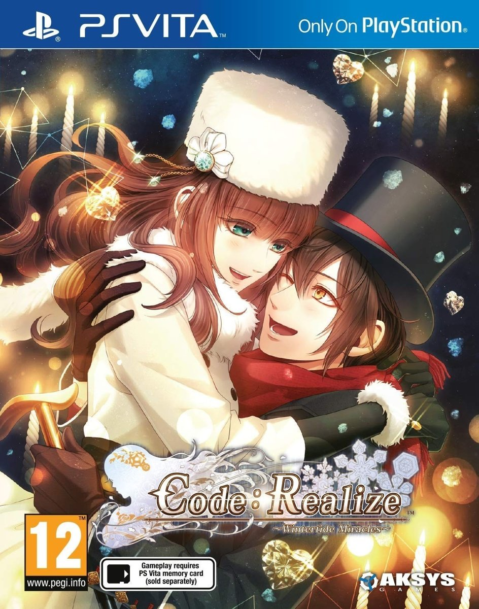 Code: Realize Wintertide Miracles - PSVita
