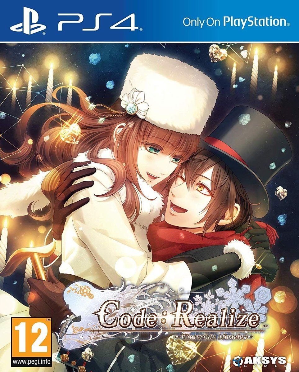 Code: Realize Wintertide Miracles /PS4