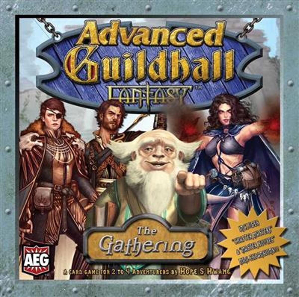 Advanced Guildhall Fantasy The Gathering