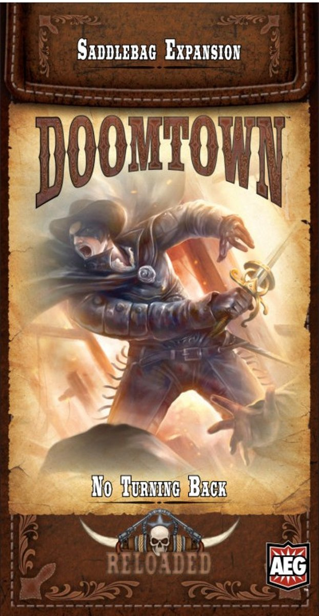 Doomtown: Reloaded – No Turning Back Uitbreiding