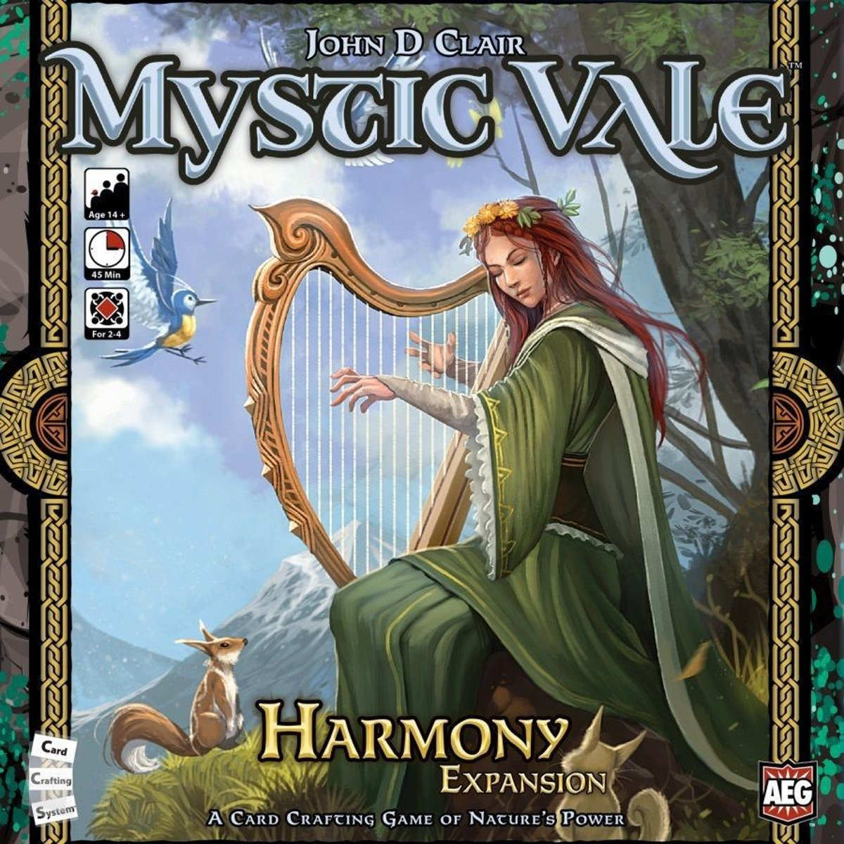 Mystic Vale - Harmony Expansion