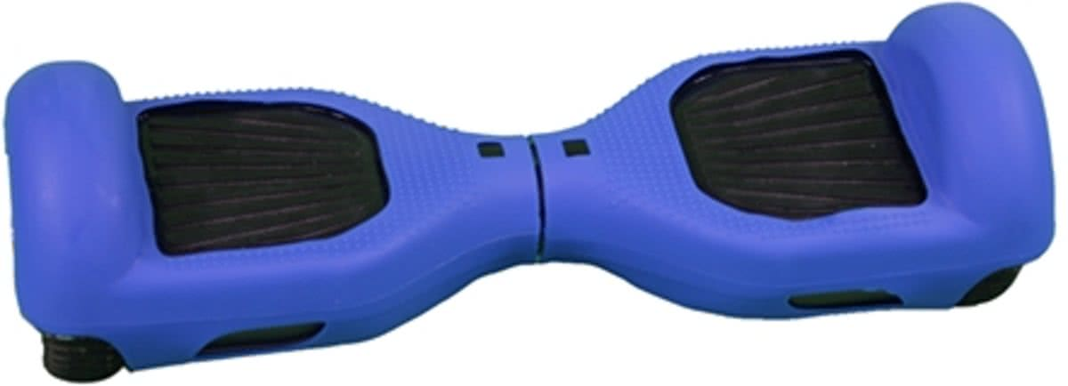 Hoverboard - Silicone hoes 6.5 INCH - BLAUW