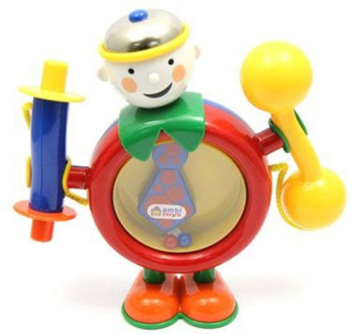 Ambi Toys Activiteitenspeelgoed One Man Band 3931196