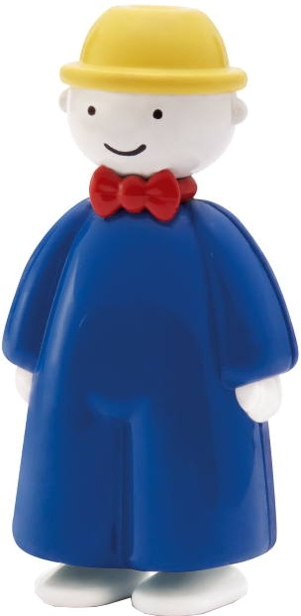 Ambi Toys Tommy Toot 11 Cm Blauw