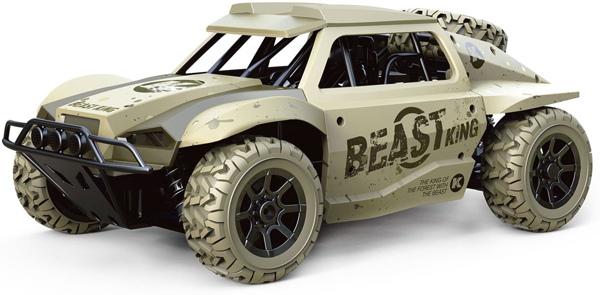 Ghost Dune Buggy Bruin 1:18 RTR, 25km/h - bestuurbare auto