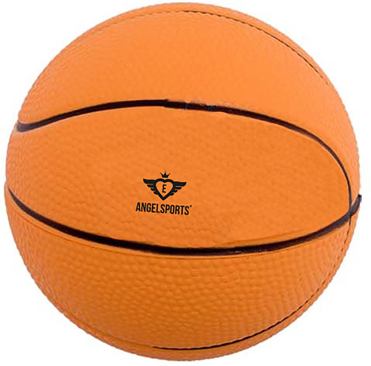 SOFT FOAM BASKETBAL ORANGE