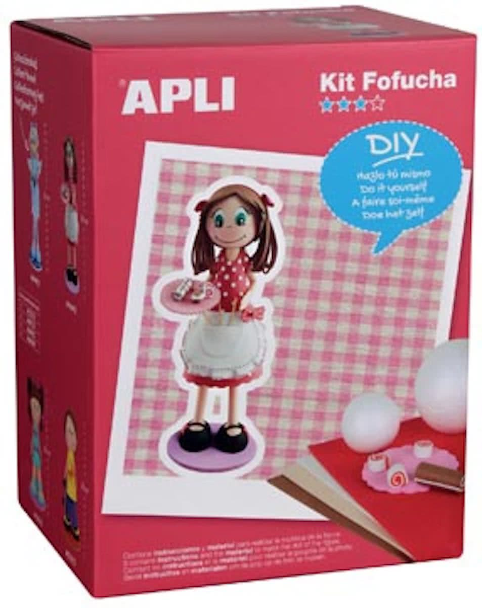 Kids kit pop bakker