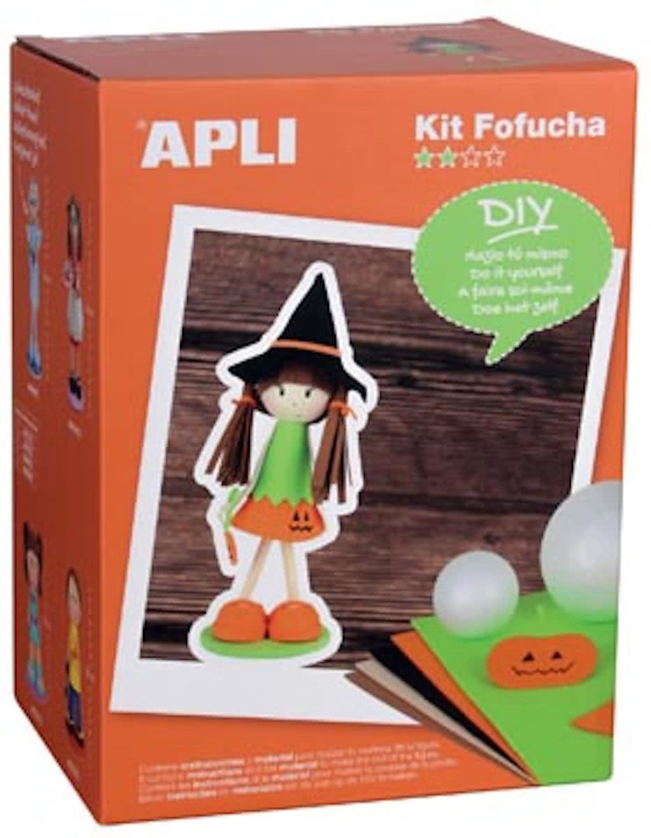 Kids kit pop pompoen