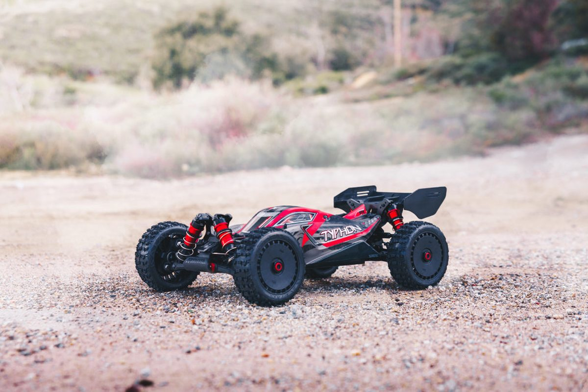 - Typhon V4 6S BLX 4WD - 1/8 Buggy RTR -2019