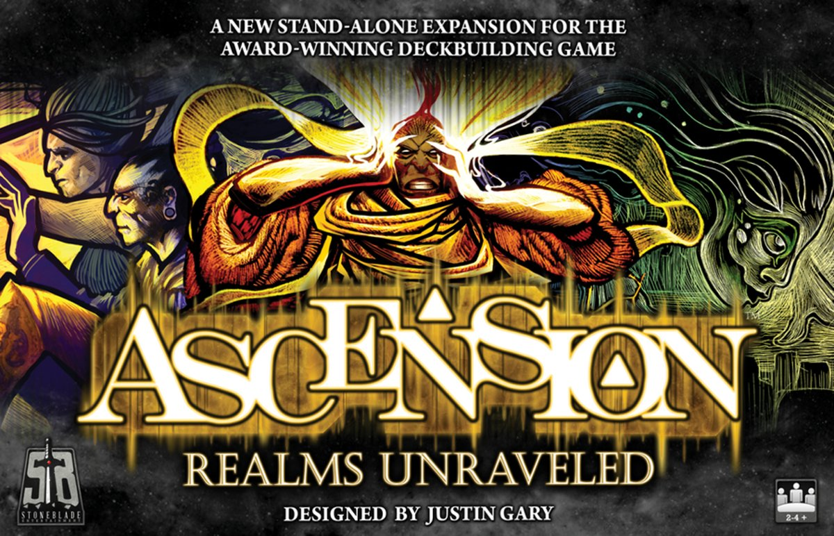 Asmodee Ascension Realms Unraveled - EN