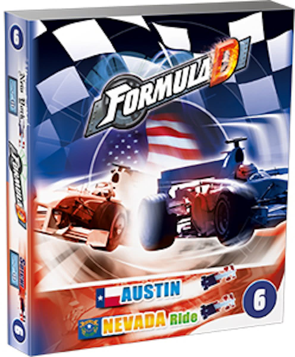 Formula D Austin/Nevada ride Expansion