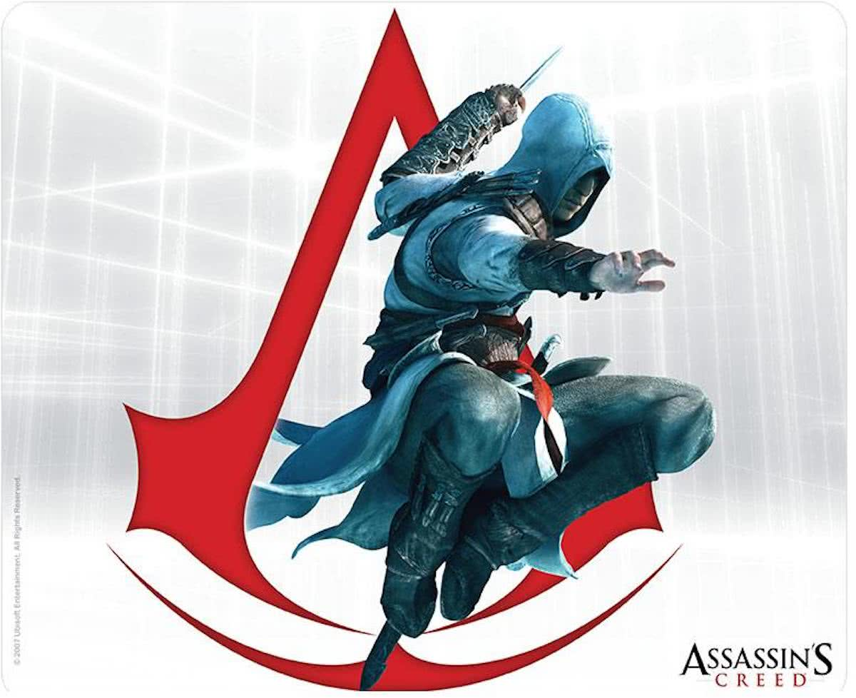 ASSASSINS CREED - Mousepad - Altaïr